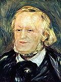 Das Museum Outlet–Portrait Of Richard Wagner von