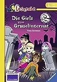 Die Girls vom Gruselinternat (Leserabe - 3. Lesestufe) - Thea Schwarz