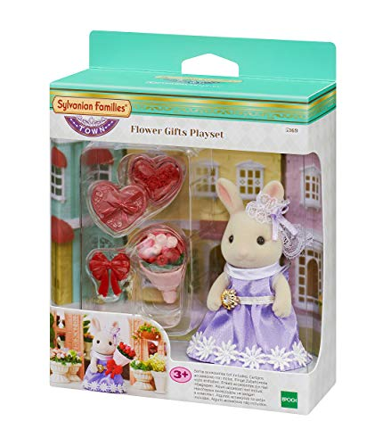 5364 Sylvanian FAMILIES Città GIRL SERIE MARSHMALLOW Mouse Figura
