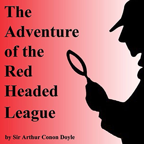 The Adventure of the Red Headed League cover art
