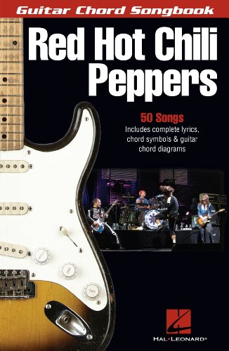 Red Hot Chili Peppers Songbook: Guitar Chord Songbook (Guitar Chord Songbooks) (English Edition)