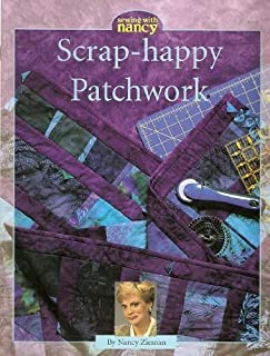 Scrap-happy Patchwork (Sewing With Nancy)