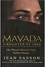 Mayada Daughter Of Iraq by Jean Sasson - Hardcover