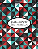 """Marine Port Engineer Log: Maintenance and Repairs Log Book Journal to Record All Daily Work Activities, Inspection and Safety Routine Checklist Guide. ... Professors. Size 8.5""""x11"""" with 120 pages."""