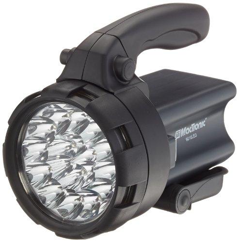 MacTronic - oplaadbare zoekoplamp met 18 leds 9018 LED