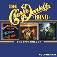 Epic Trilogy 2 by CHARLIE BAND DANIELS (2013-10-15)