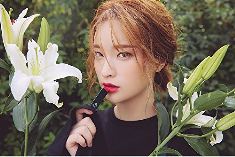 ペダルコンバーチブル加害者3CE スロージャム三角形口紅 3 Concept Eyes Style Nanda Glow Jam Stick Triangle Lipstick (正品?海外直送品) (Very Berry)