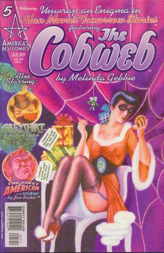 Download Tomorrow Stories #5 featuring The Cobweb B001ABII6G