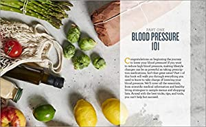 Reducing High Blood Pressure for Beginners: A Cookbook for Eating and Living Well #2