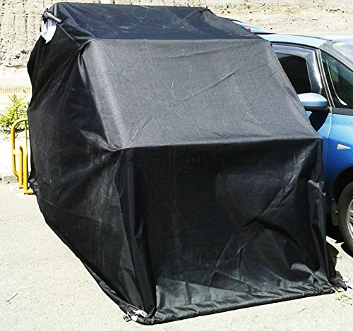 Large Motorbike Bike Shelter Cover Outdoor Shed Garage Moped Motorcycle Storage
