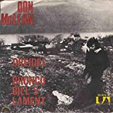 Don McLean - Dreidel - United Artists Records - UA 35 474, United Artists Records - 35 474