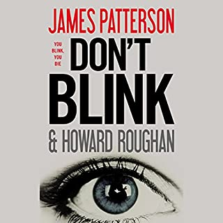 Don't Blink audiobook cover art