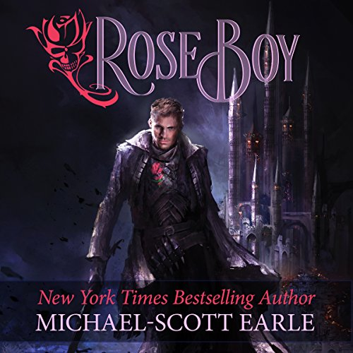 Rose Boy audiobook cover art
