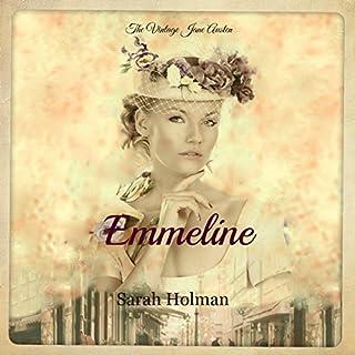 Emmeline audiobook cover art