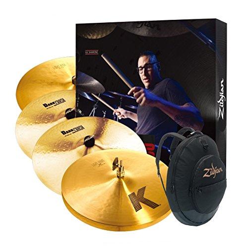 Zildjian A Zildjian Series Cymbal Box Set - 14