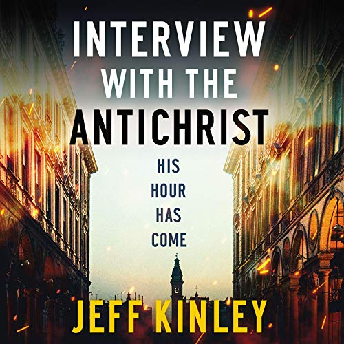 Interview with the Antichrist audiobook cover art