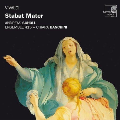 Chiara Banchini, Ensemble 415 & Andreas Scholl