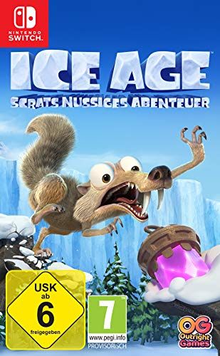 Ice Age: Scrats Nussiges Abenteuer - [Nintendo Switch]