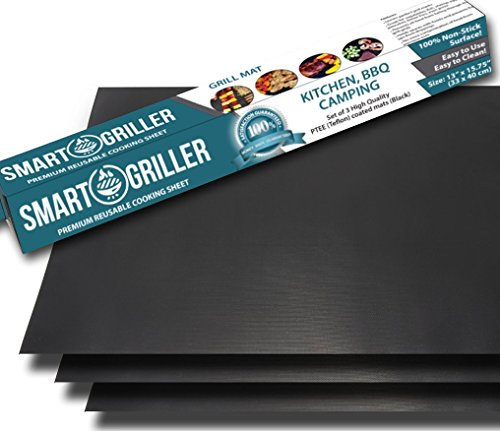 Affordable Smart Griller BBQ Grill Mats