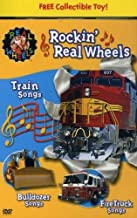 Warnervision Real Wheels-rockin Real Wheels [dvd/w-toy]