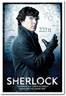 Best sherlock sentiment is a chemical defect Reviews