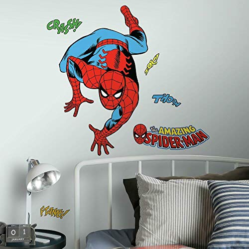 vinilo spiderman fabricante RoomMates