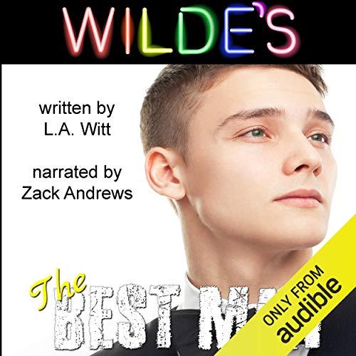 The Best Man Audiobook By L.A. Witt cover art
