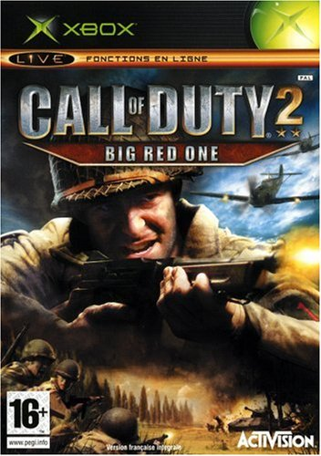 Call Of Duty 2 ~ Big Red One ~