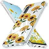 CAROKI for Samsung Galaxy A50 Case, Slim Crystal Clear TPU