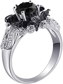bat engagement ring
