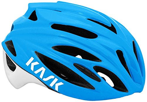 Kask Rapido Adult Mixed Fahrradhelm, Blau (Hellblau), 59-62 cm