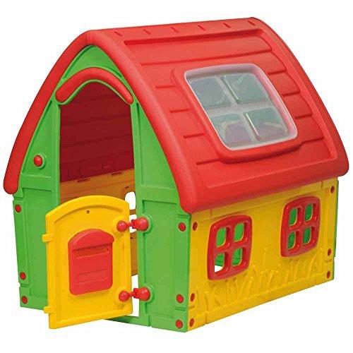 Papillon-Petite Maison de Jeux Résine 123 X 102 X 121 cm