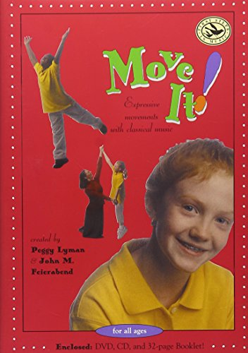 Move It! Expressive Movements with Classical Music [DVD & CD]: John Feierabend