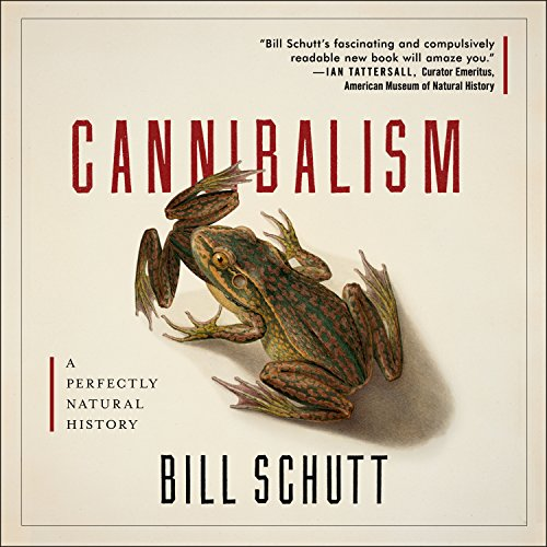 Cannibalism audiobook cover art
