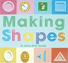 Making Shapes: A very first math book. by Jo Moon (2006-04-01)