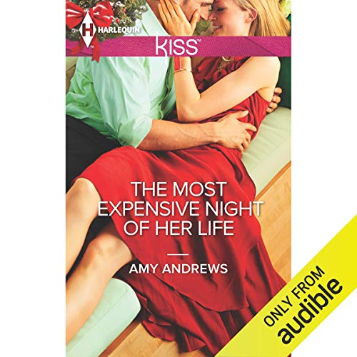 The Most Expensive Night of Her Life audiobook cover art