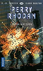 Perry Rhodan n°368 - L'enfer sur terre de K. H. SCHEER