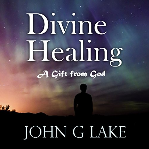 Divine Healing audiobook cover art