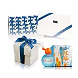 Pack 25 mini perfumes de mujer como detalles de boda para invitados Moschino I love love Eau de toilette 4,9 ml. original