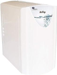 Bbagua Ro-Top Equipo de Osmosis Inversa Compacto de 5 Etapas, Blanco, Estandar