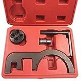 Highking Tool Juego de herramientas de ajuste de motor para motor diésel BMW N47, N47S, N57, árbol de levas, cadena de distribución