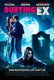 burying the ex movie poster