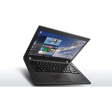 Lenovo ThinkPad T460 14in Notebook Intel Core I5-6200U up to 2.8G,Webcam,1920x1080,8G RAM,256G SSD,USB 3.0,HDMI,Win 10 Pro 64 Bit,Multi-Language Support English-Spanish (Renewed)