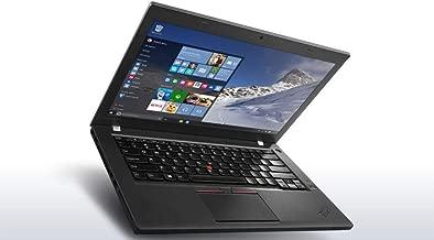 2018 Lenovo ThinkPad T460 14in Notebook Intel Core I5-6200U up to 2.8G,Webcam,1920x1080,8G RAM,256G SSD,USB 3.0,HDMI,Win 10 Pro 64 Bit,Multi-Language Support English/Spanish (Renewed)