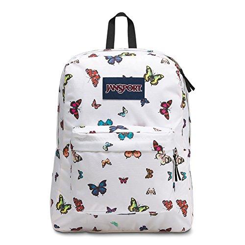 JanSport Superbreak Butterflies One Size