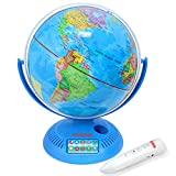 Best World Globes - Interactive World Globe with Stand and Smart Pen Review