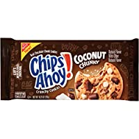 Chips Ahoy スペシャル Flavor チョコレート チップクッキーパック (Coconut Crunky) 海外直送