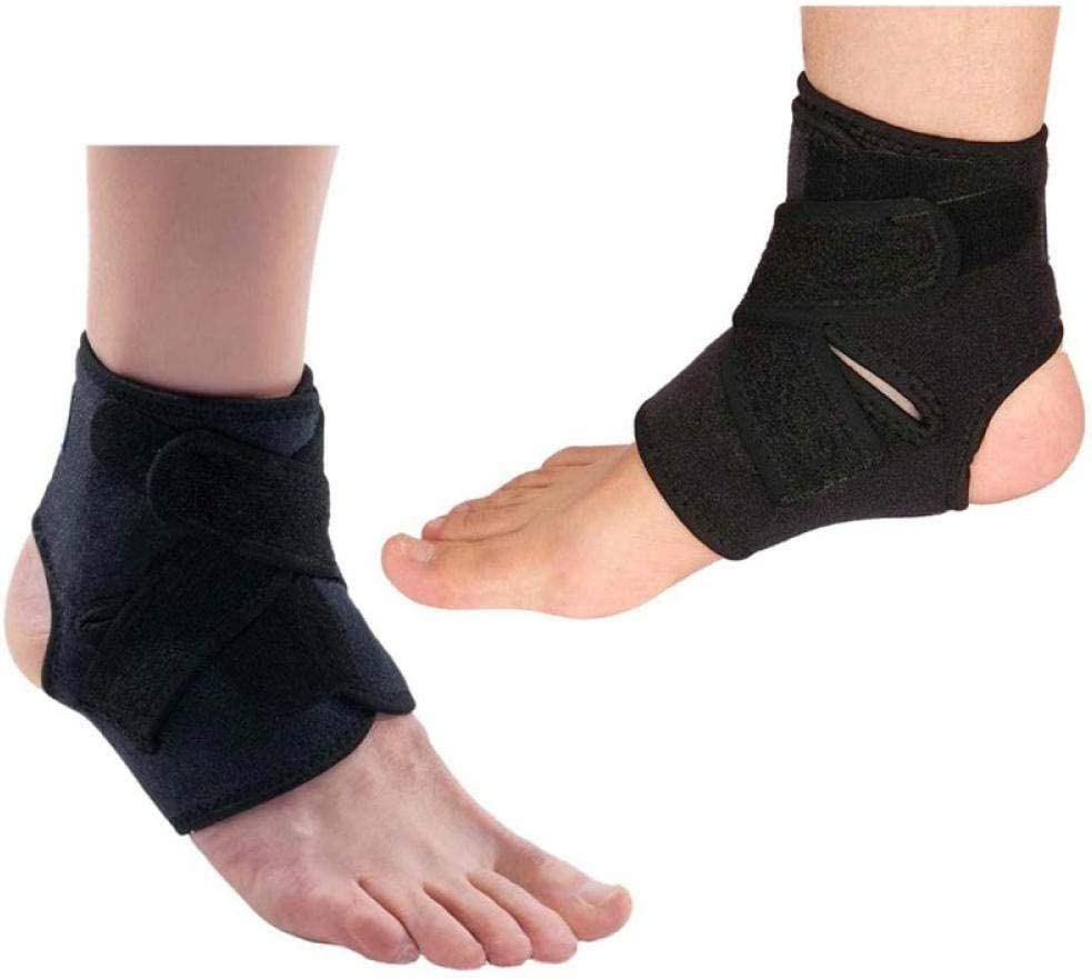 ANGOU Max 89% OFF Limited time cheap sale Adjustable Ankle Support Elastic Protector F