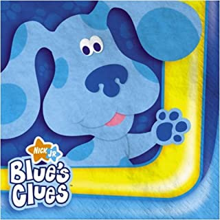Blue's Clues Lunch Napkins, 16ct