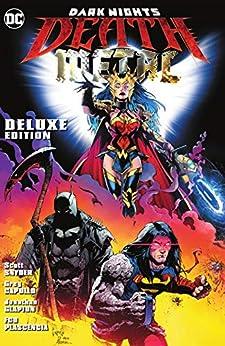 Dark Nights: Death Metal (2020-): Deluxe Edition by [Scott Snyder, Greg Capullo]